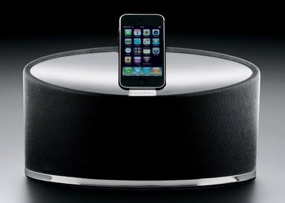 ALTAVOCES BOWERS & WILKINS ZEPPELIN MINI