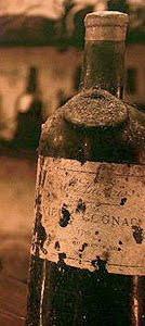 BOTELLA COÑAC CLOS DU GRIFFIER 1788