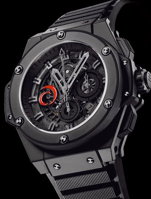 RELOJES HUBLOT KING POWER ALINGHI