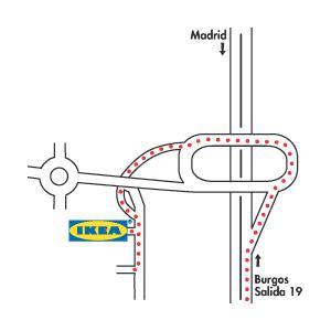 Paises Compras Dirección Ikea San Sebastián De Los Reyes