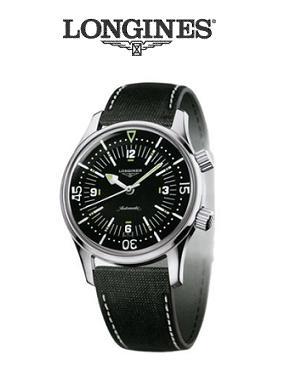 357409a254a0 Relojes Longines Legend Diver