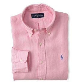 Camisa de Lino by Polo Ralph Laurent Blog: http://ropa.elitista.info/