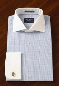 Ropa  Camisas cuello italiano 38bacbd9f07
